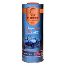 Масло трансмиссионное CUPPER ArtLine 75W90 1 л (MTAL7590-1)
