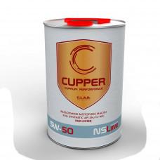 Масло моторное CUPPER NS 5W50sport 4 л (NS5W50-4)