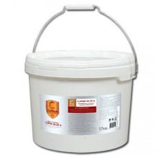 Консистентная смазка CUPPER SS EP2 подшипниковая полусинтетическая 17 кг (SCSSEP2-17)